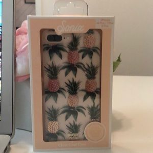 Other - New pineapple drop proof case for iPhone 678+
